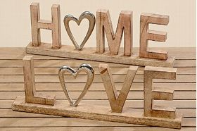 Simbol Home Love_moadeco L50 cm 1