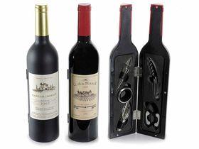 Set de somelier pentru sticle de vin cu tirbuson 1